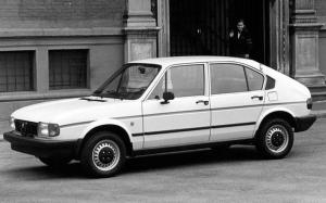 Alfa Romeo Alfasud Junior 1982 года